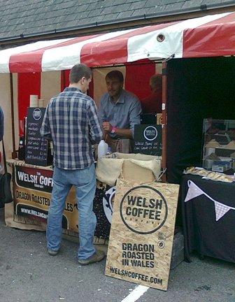 Walesiskt kaffe?