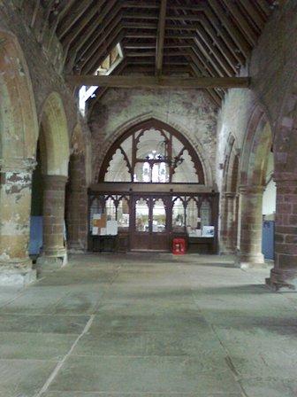 Grosmont, Church of St Nicolas
