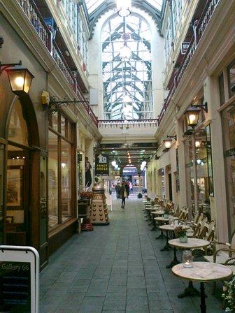 Cardiff Royal Arcade