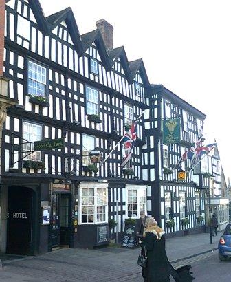Ledbury, The Feathers Hotel