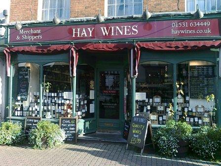 Ledbury, Hay Wines
