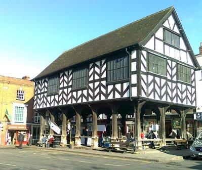 Ledbury, Market House