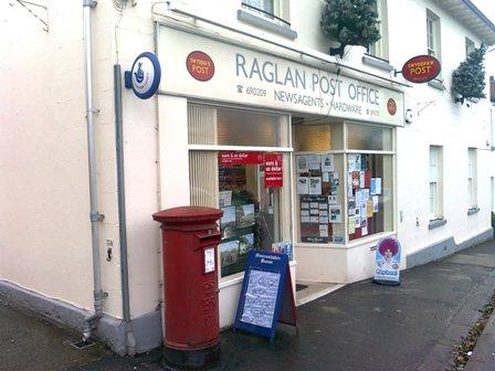 Raglan, Post Office