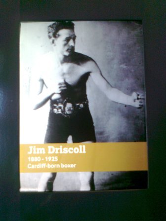 KÄNDA WALESARE – JIM DRISCOLL