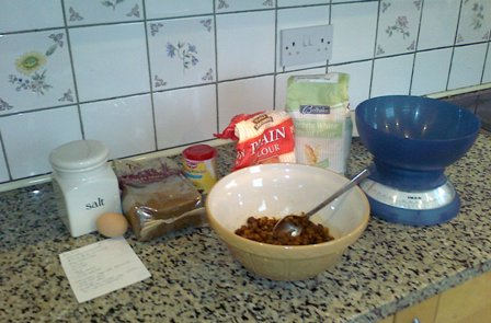 Bara Brith - Recept
