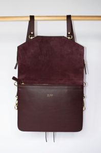 Lila ryggsäck